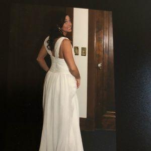 Carmela Sutera Wedding Dress